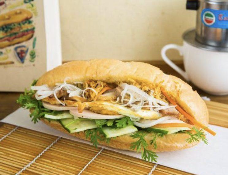 高田馬場の人気ベトナム風サンドイッチ「バインミーシンチャオ」も限定出店