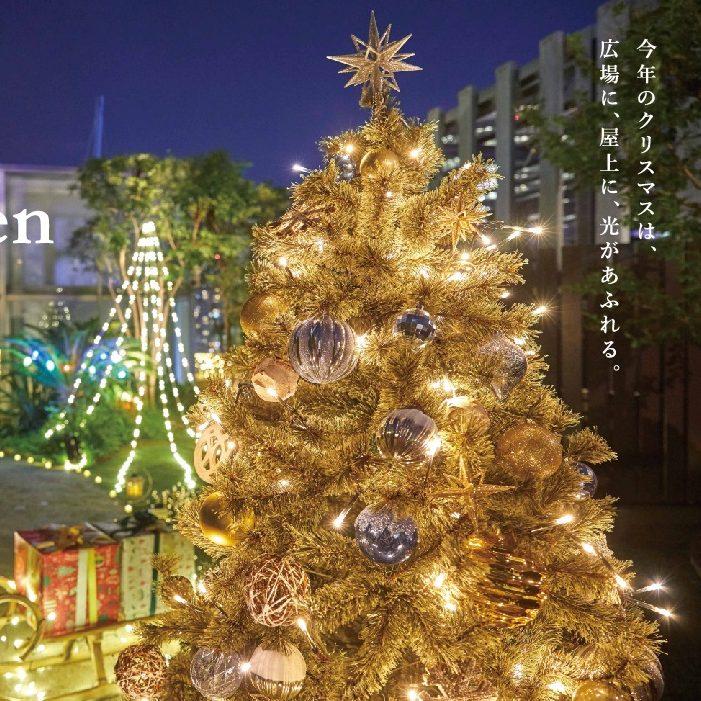 クリスマスライトガーデン